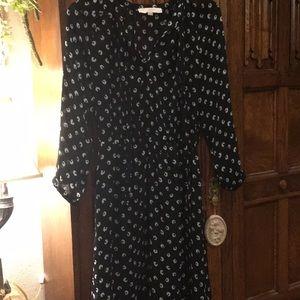 LOFT DRESS-Midi-Petite